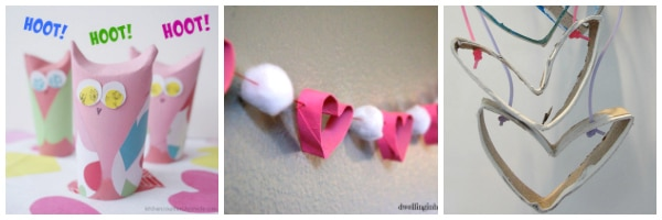 toilet paper roll crafts for valentines day