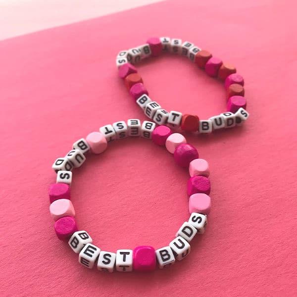 friendship bracelet for tweens to make social