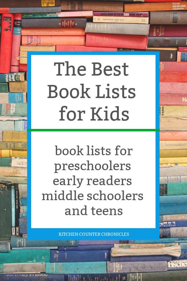 top books for kids books list collection