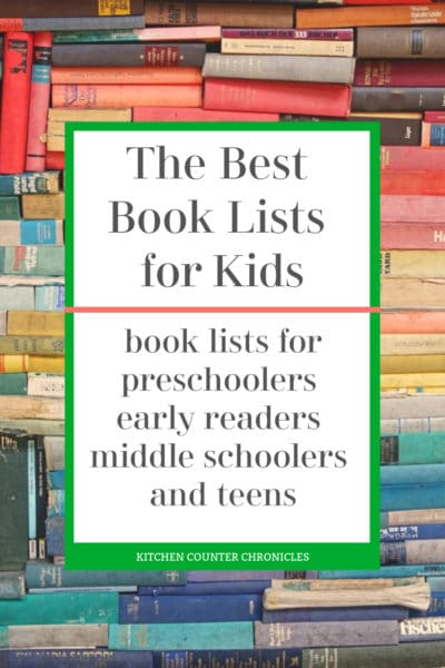 best book lists for kids