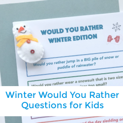 winter would you rather questions for kids popular post