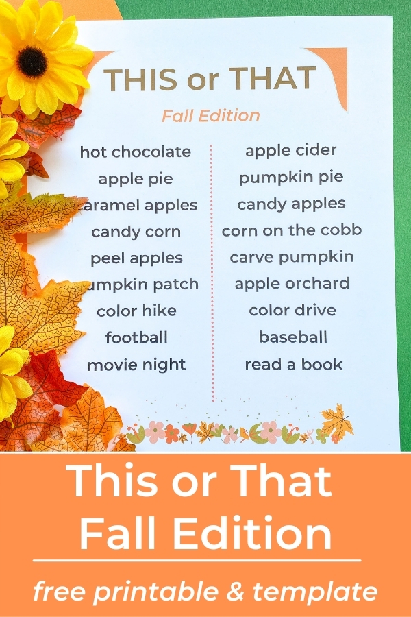 this or that fall edition printable or instagram story template featured image with title